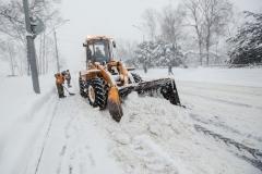 уборка снега 4